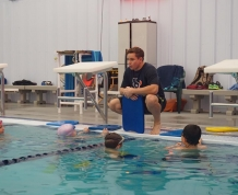 Stroke Instruction with Coach Kyle