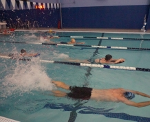 Kicking Drills in Masters Swim