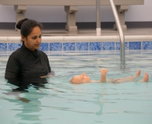 Floating with Ms Sonali