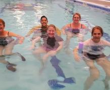 Warm Water Aerobics